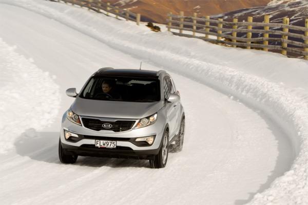 Kia Sportage AWD SUV EXT