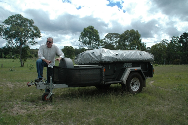 Challenge Outback 4X4 Camper Trailer
