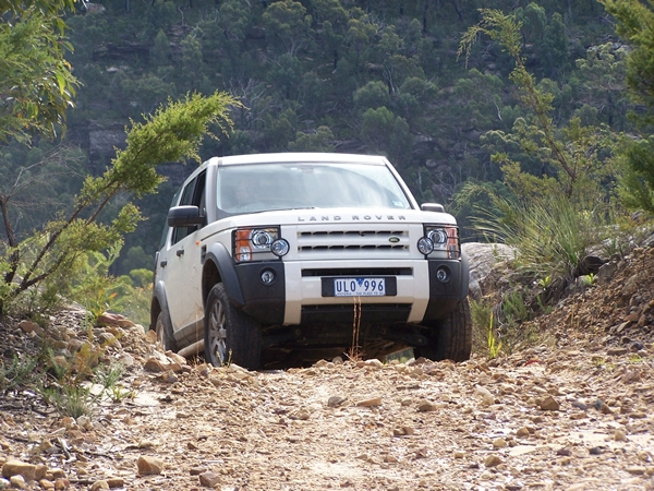 Land Rover Discovery 3 HSE TDV6 6 Speed Auto