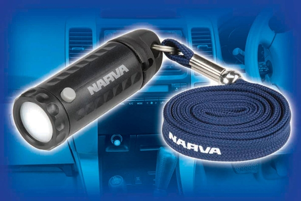 Narva Glove Box L.E.D Torch