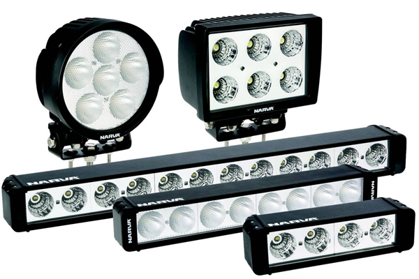 Narva High Performance L.E.D Work Lamps