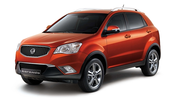 Ssangyong Korando C SUV EXT
