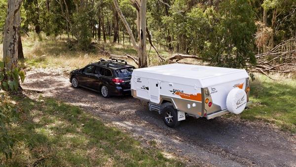 2011 Jayco Outback Camper Trailer