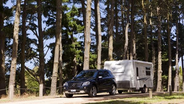 2011 Jayco Starcraft Outback Caravan