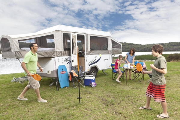 2011 Jayco Easter ideas for fun