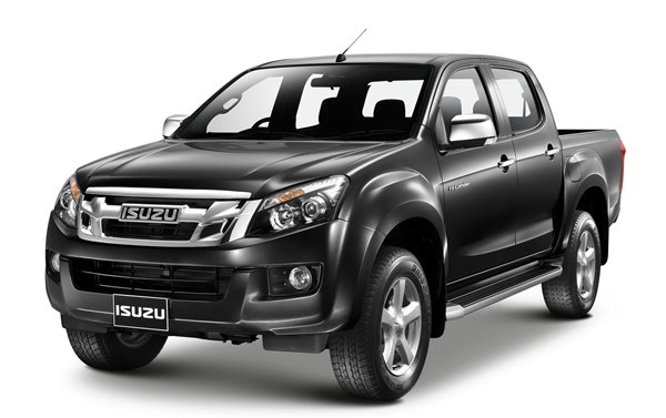 Isuzu D-MAX MY12 all new Ute
