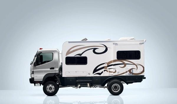 earthcruiser blue dog camper 600