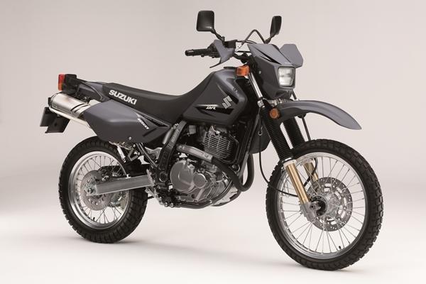 2012 Suzuki DR650SE