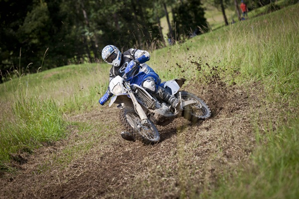 Yamaha MY2012 WR450F Launch