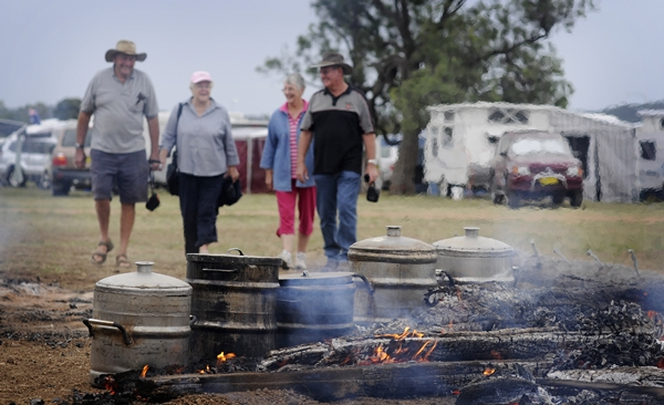 drovers weekend at Boggabri april 2012