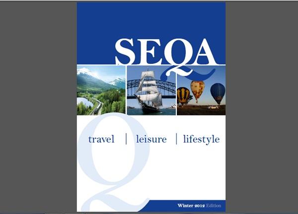 SEQA Travel Leisure Lifestyle Winter Issue