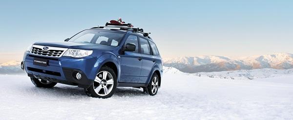 Subaru Forester X All-Wheel Drive Luxury Edition