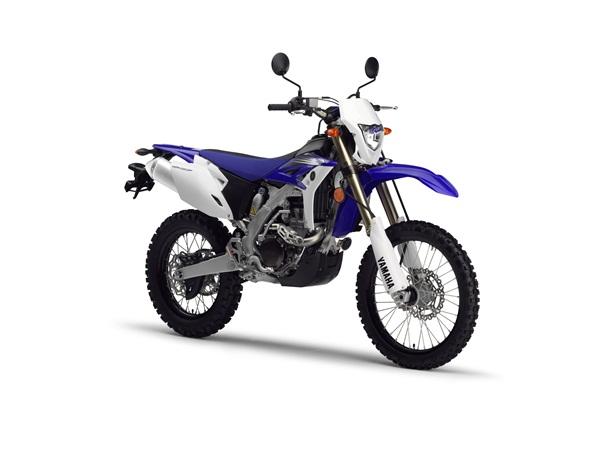 Yamaha WR450F 2012 model