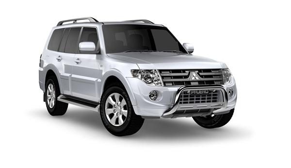 2012 Mitsubishi Pajero ACTiV
