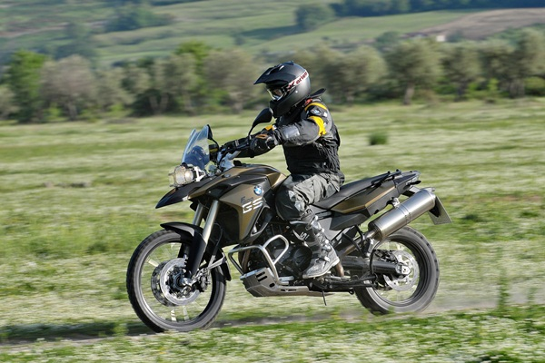 The New BMW Motorrad F 700 GS and F 800 GS