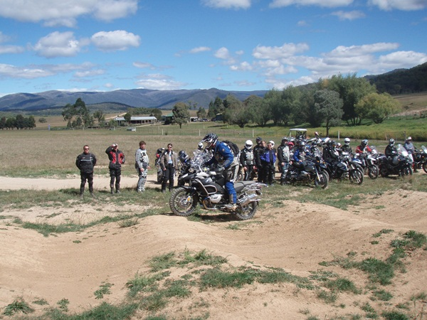 BMW Motorrad Off-Road Training courses 2012