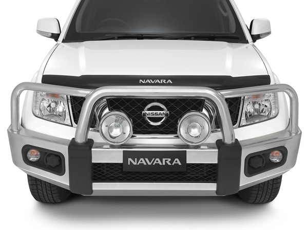 Nissan Navara 25th Anniversary Limited Edition 2012