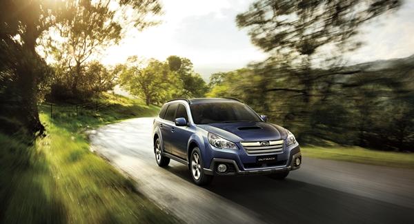 2013 Subaru Outback 2.0D auto