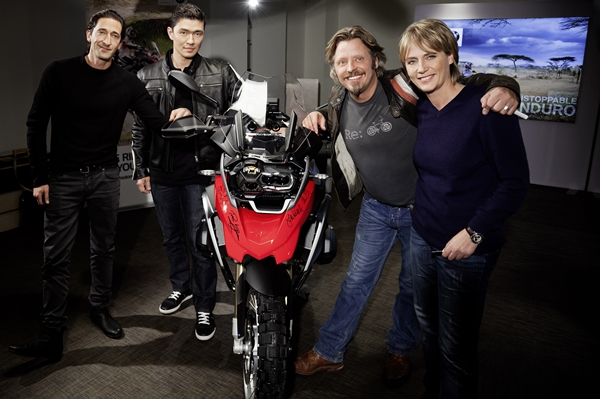 BMW Motorrad sends five riders on an exciting around-the-world tour