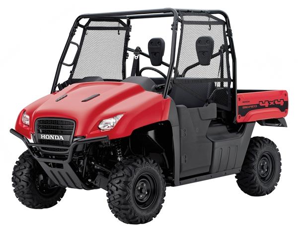 Honda Big Red, MUV700.