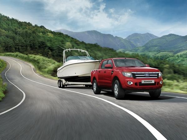 2013 Ford Ranger XLS
