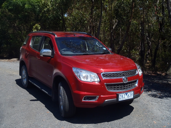 Holden Colorado7 LTZ