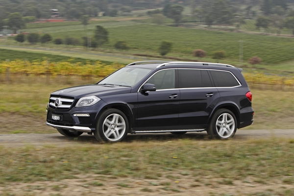 2013 Mercedes-Benz GL 500