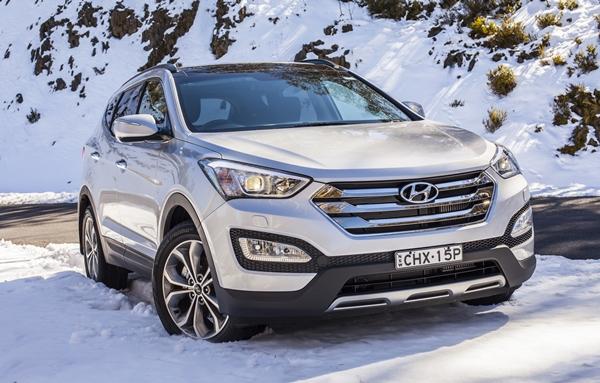 Hyundai Santa Fe Highlander EXT
