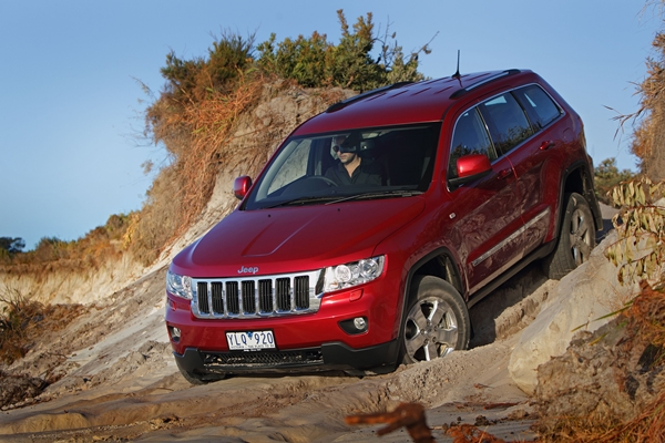 Jeep Grand Cherokee Laredo Diesel EXT