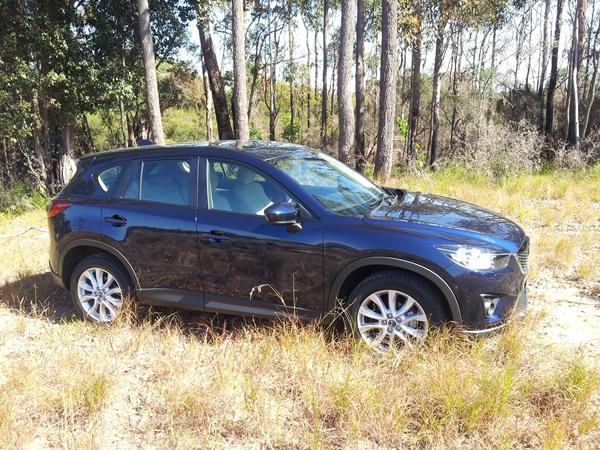 Mazda CX5 GT Diesel ext