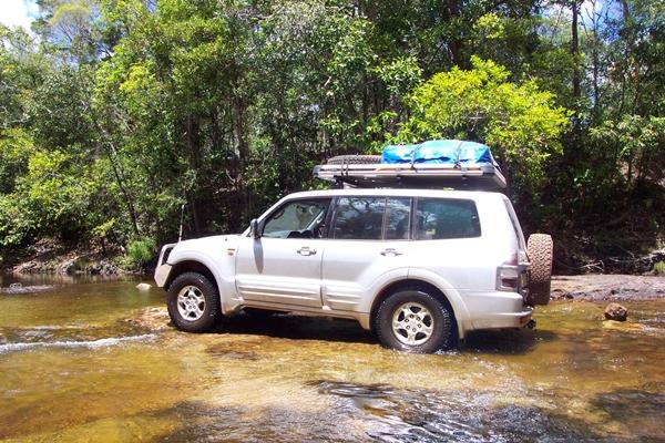 Project Pajero Mitsubishi Pajero Cape York