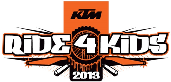 KTM Ride for Kids Logo