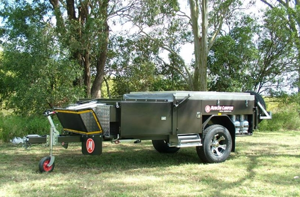 ModCon Camper Trailer Imperial HFD front 34