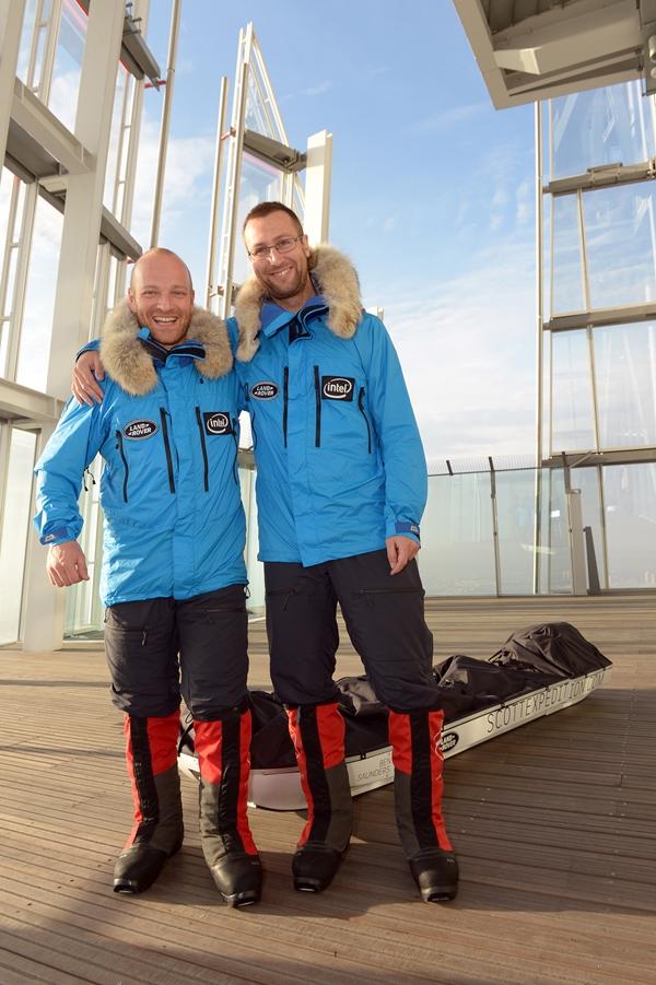 Polar Challenge Ben Saunders