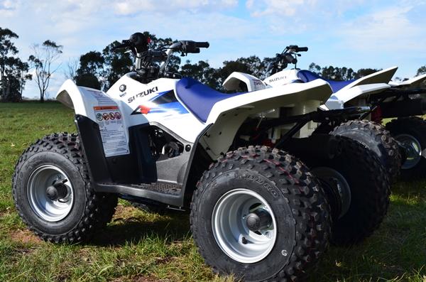 Suzuki QuadSport Z50.