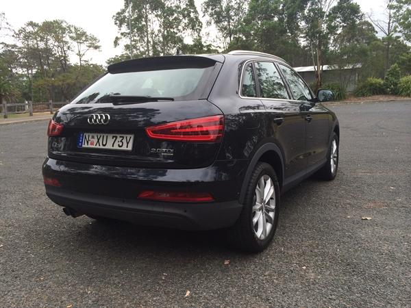 2014 Audi Q3 2.0L TDI Quattro Review