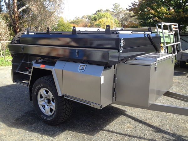 Perfect Fold Out Camper  Sprinters RV Campers Trailers  Pinterest