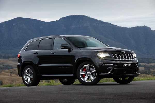 Grand Cherokee SRT exterior web