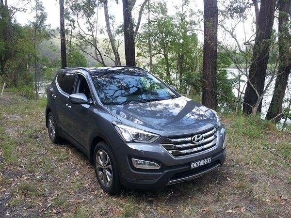 Hyundai Santa Fe 2013 Highlander web