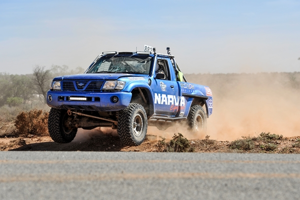 Narva Racing at Broken Hill - Mick Magher