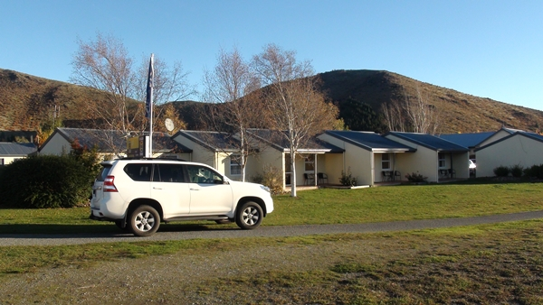 2014 NZ Ahuriri Motel