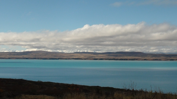 2014 NZ Lake Pukaki