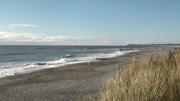 2014 NZ Okarito beach