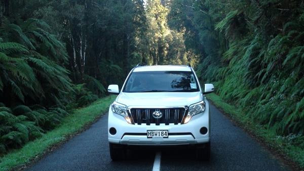 2014 NZ Okarito drive