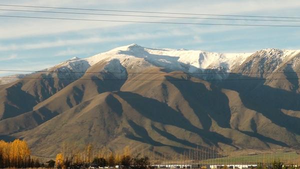 2014 NZ view from Ahuriri Motel