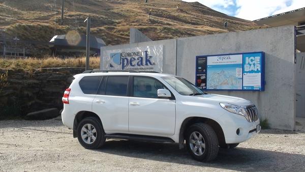 NZ 2014 Coronet Peak