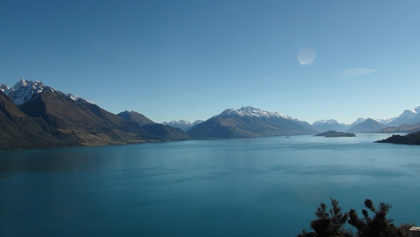 NZ 2014 Glenorchy island