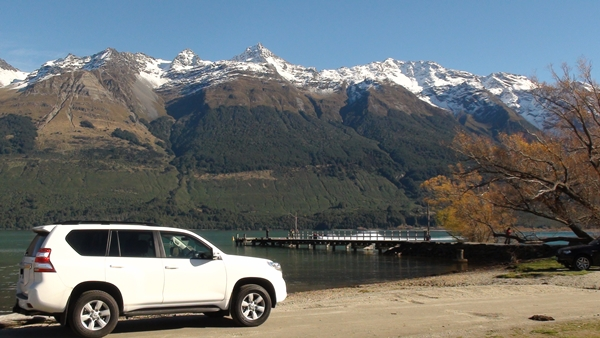 NZ 2014 Glenorchy jetty