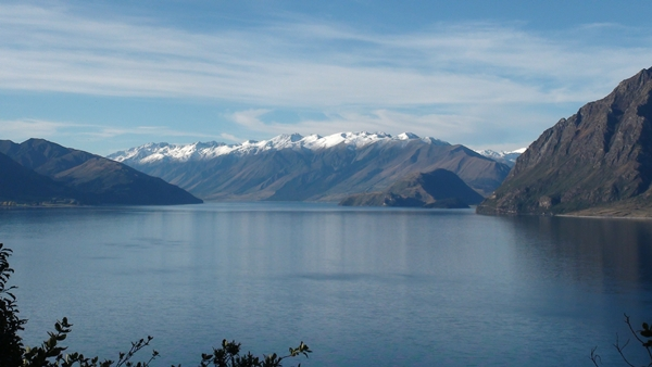 NZ 2014 Lake Hawea 2