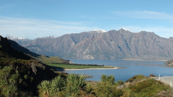 NZ 2014 Lake Hawea